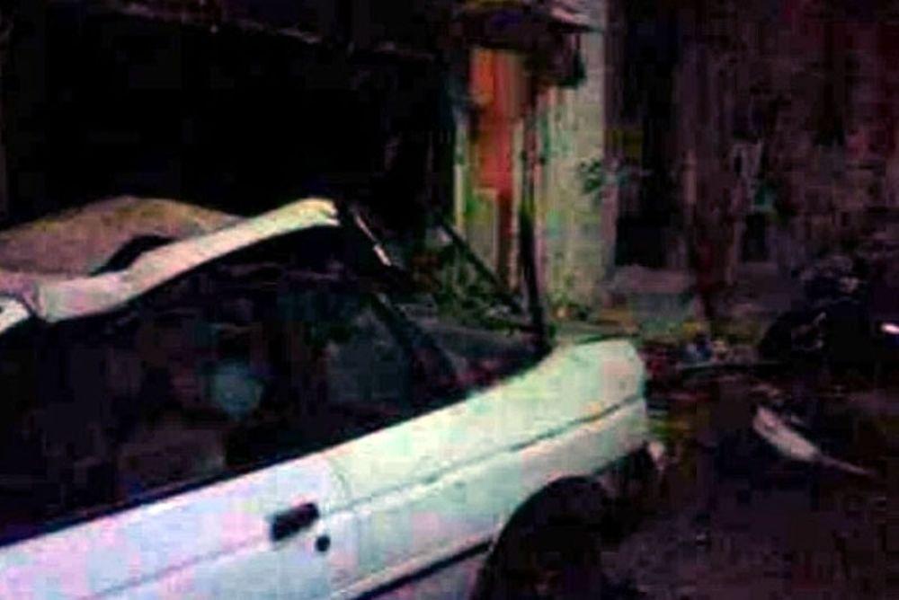 Έκρηξη σε σύνδεσμο του Παναθηναϊκού στην Πάτρα