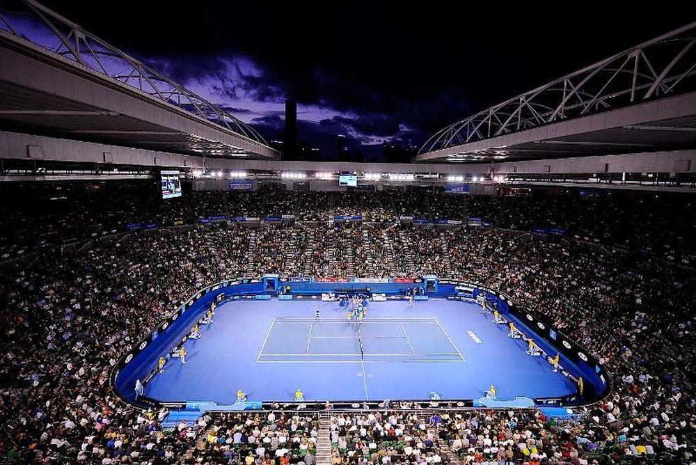 Tελικοί με άρωμα... ρεκόρ στο Australian Open (videos)