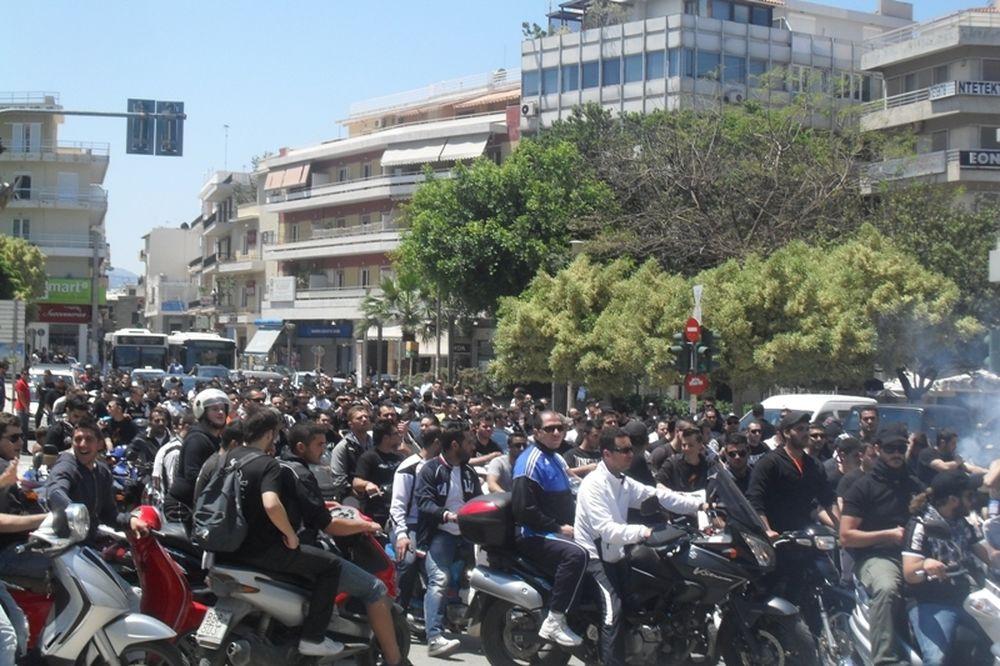 Οργανωμένοι ΟΦΗ: «Ραντεβού στην Πλατεία Κορνάρου»