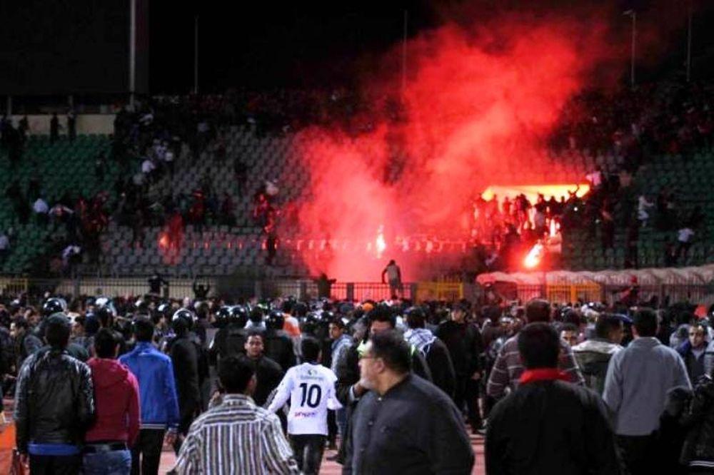 Οι πέντε μεγαλύτερες ποδοσφαιρικές τραγωδίες