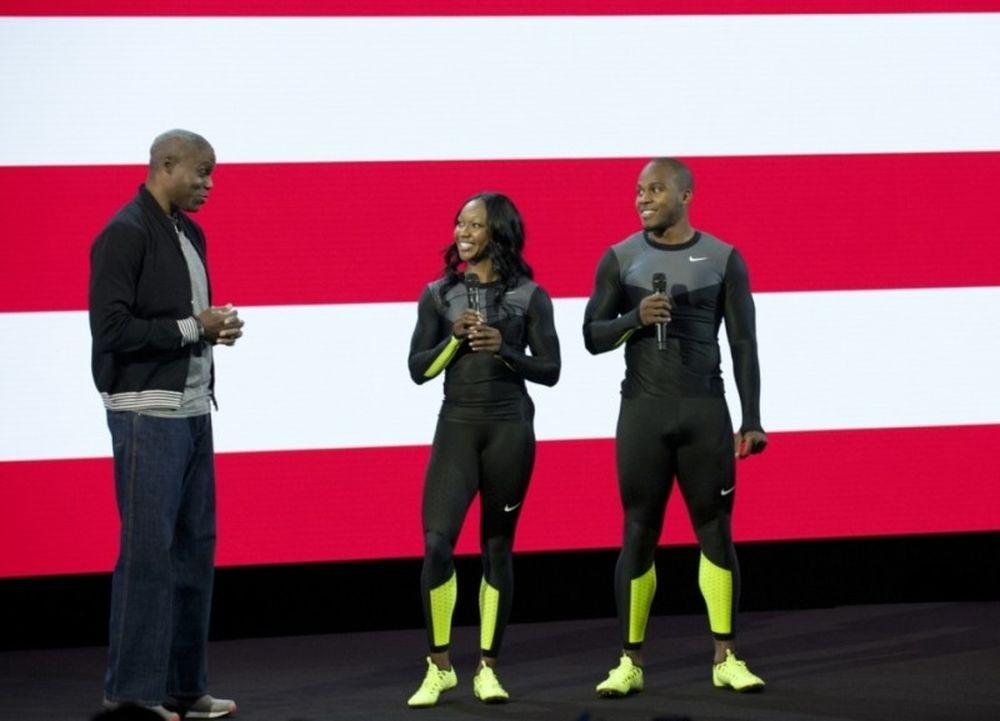 Οι καινοτομίες της Nike για το Λονδίνο