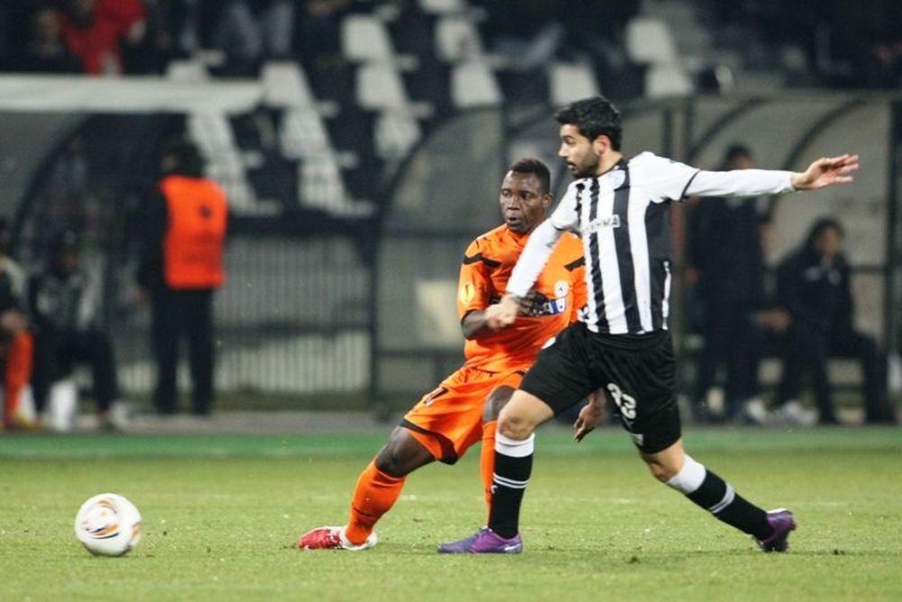 Ανέλαβε την ευθύνη για το πρώτο γκολ ο Αθανασιάδης