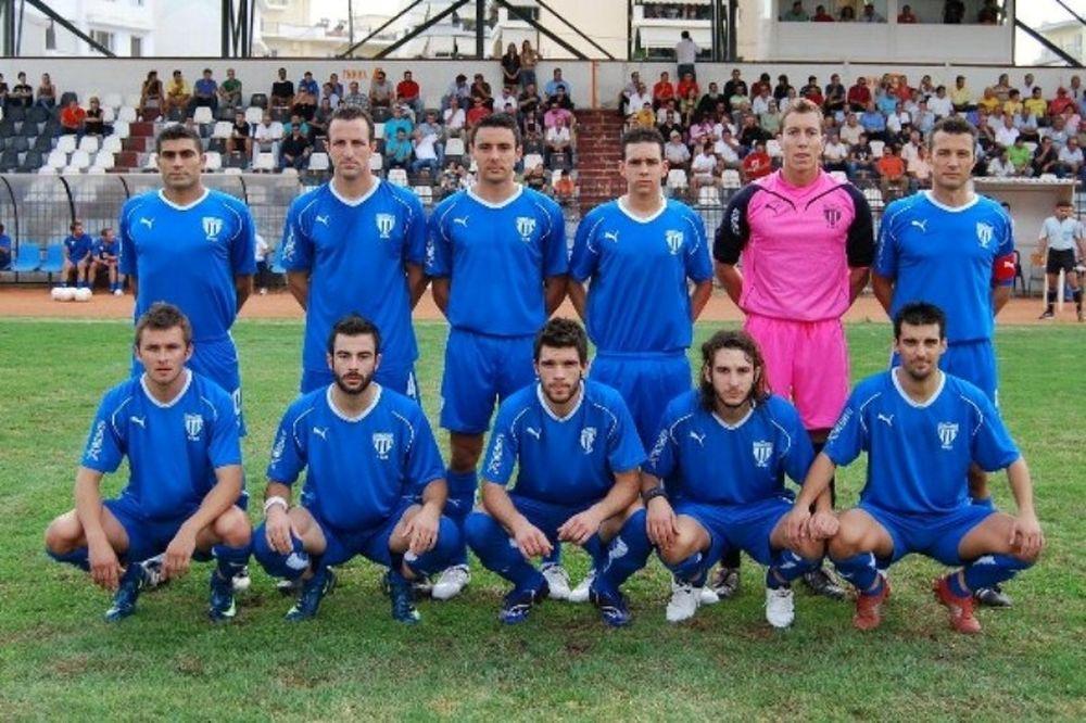 Οδυσσέας Ν. - Εθνικός Φ. ο τελικός του κυπέλλου