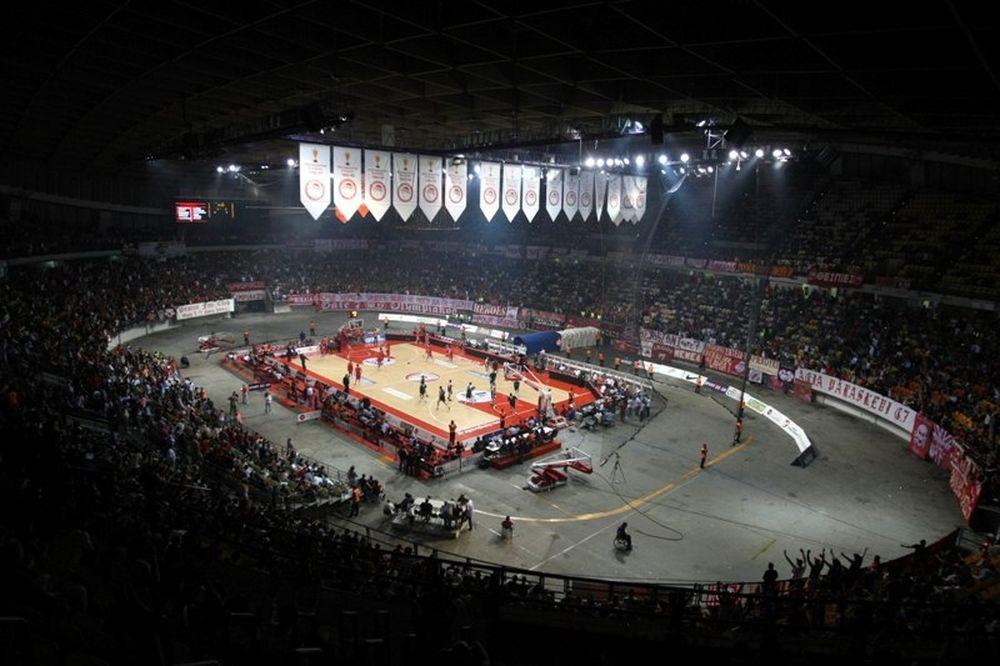 Ολυμπιακός: «Δύο τυχεροί θέσεων Court Seats»
