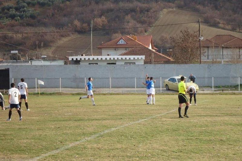 ΠΑΟΚ Αλεξάνδρειας-Νάουσα 1-2