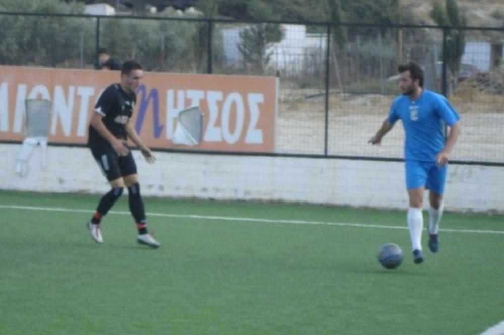 ΠΑΟ Κρουσσώνα-Πατούχας 1-0