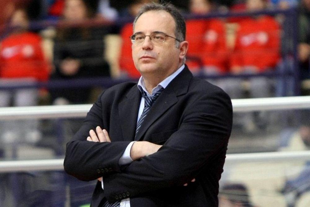 Σκουρτόπουλος: «Θα προσπαθήσουμε το μάξιμουμ»