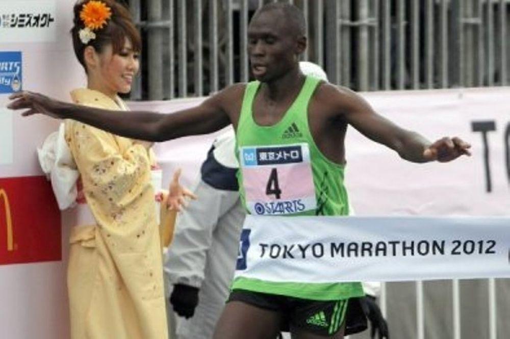Ο Κίπκοριρ νικητής στο Μαραθώνιο του Τόκυο