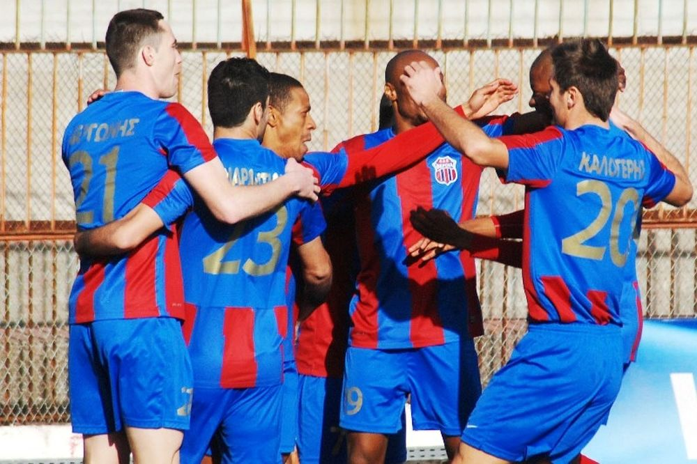 Ομάδα... Καλί για Super League η Βέροια!