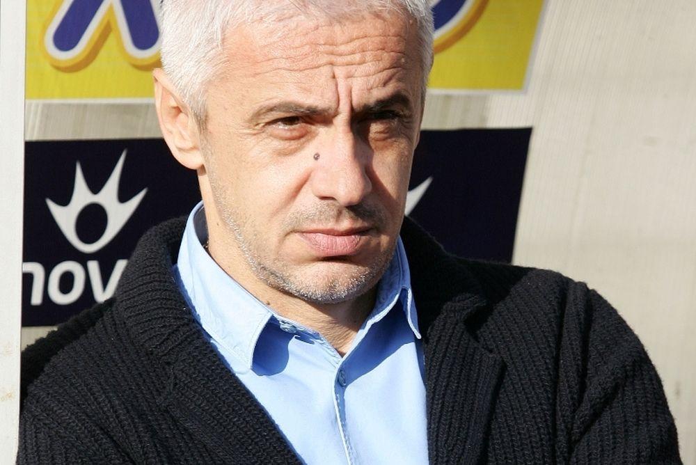 Χαραλαμπίδης: «Αυτοκτονία το γκολ της ισοφάρισης»
