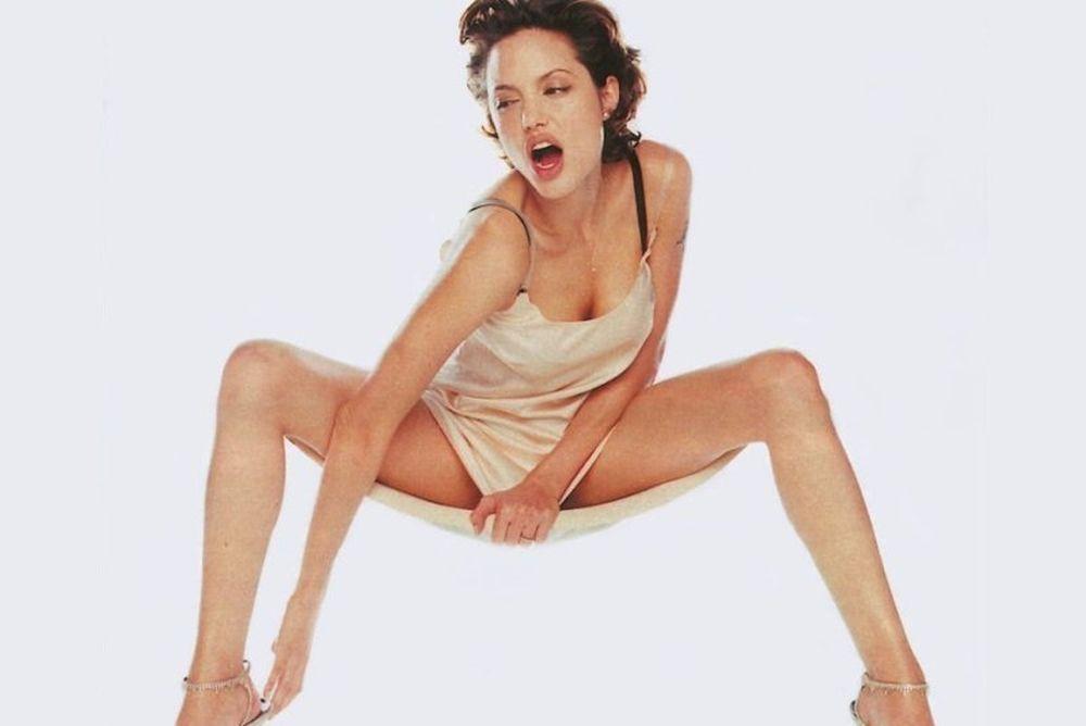 H φλογερή Αντζελίνα Τζολί ζήλεψε την σέξι Τζένιφερ Άνιστον!