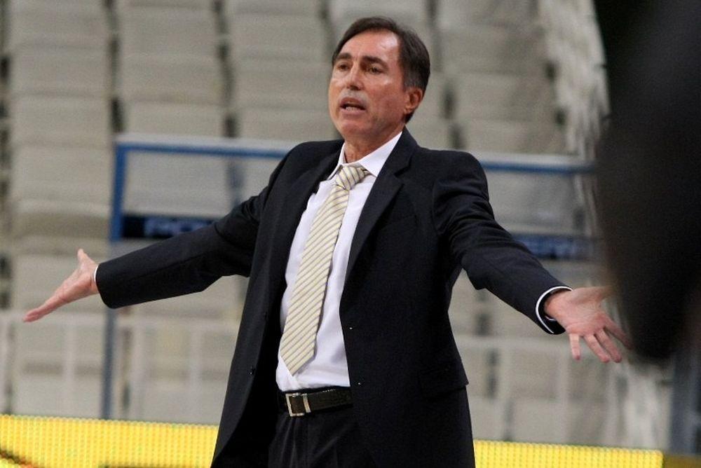 Αλεξανδρής: «Θα δώσουμε τα πάντα για τη νίκη»