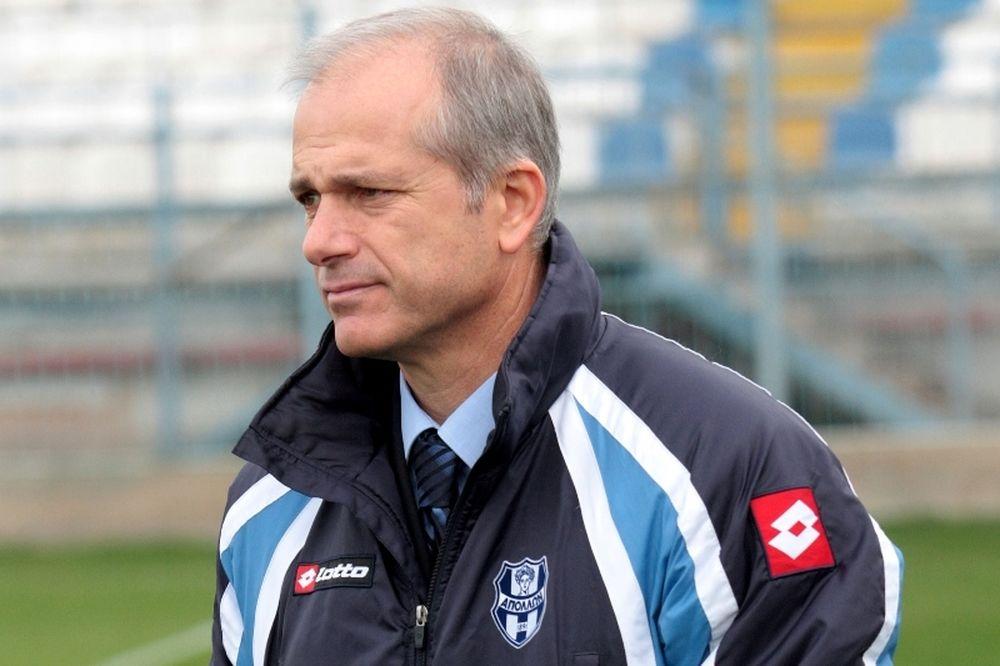 Σταθόπουλος: «Nα φτιάξουμε ομάδα πρωταθλητισμού»