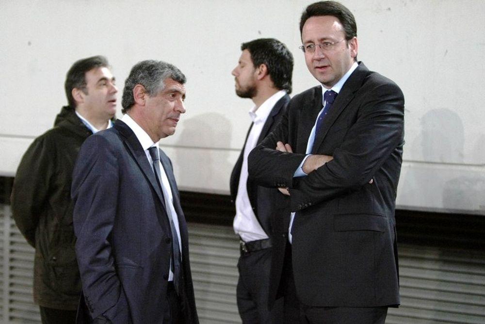 Πιλάβιος: «Προέχει το Euro, μετά η ανανέωση Σάντος»