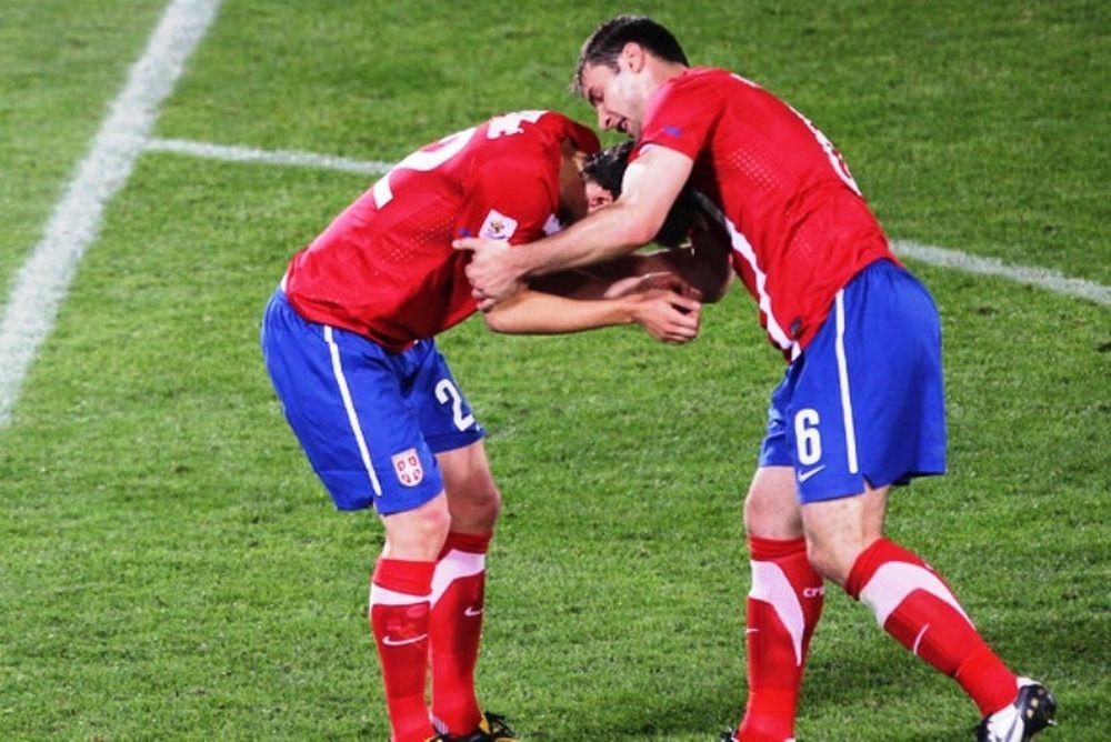 Εύκολο απόγευμα για Σερβία