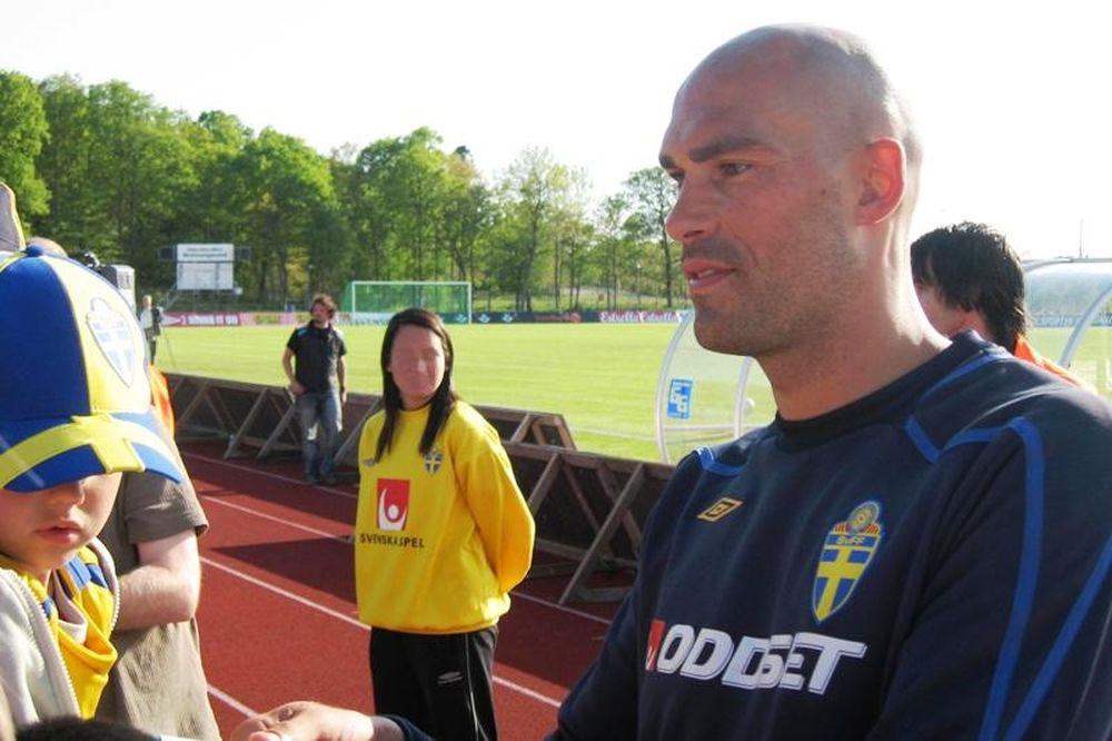 Σοκ με Μαϊστόροβιτς στη Σουηδία