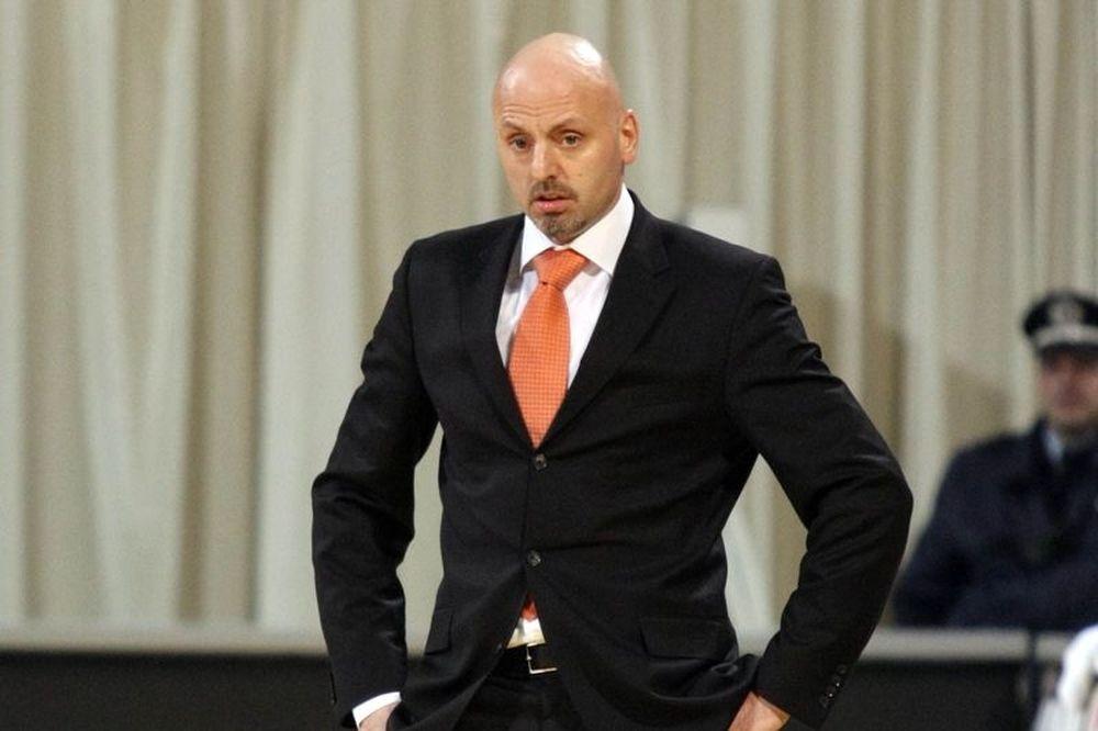 Ομπράντοβιτς: «Με λυπεί ο ελλιπής Άρης»