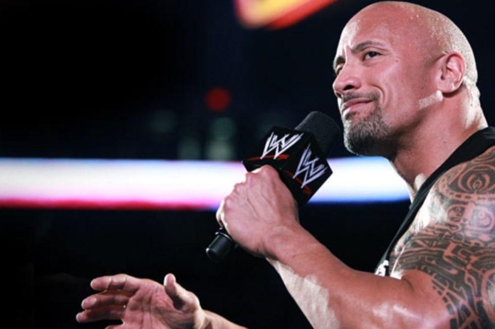 Ανεπαρκής ο Rock στο Raw