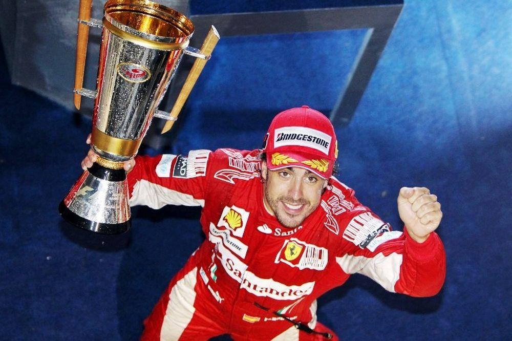 Φ. Αλόνσο: «Δεν αρκεί στην Ferrari η 2η θέση...»