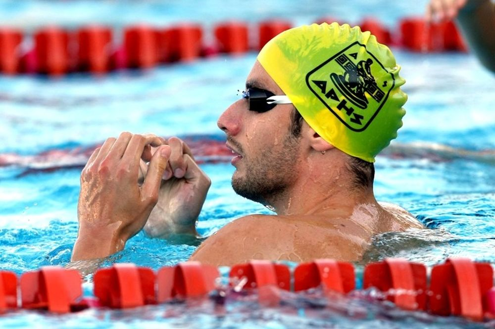 Γρηγοριάδης: «Θα επιδιώξω ατομικό ρεκόρ στους Ολυμπιακούς»