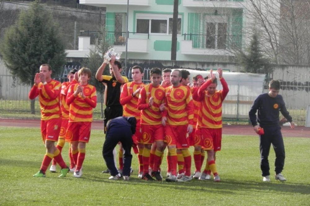 Καστοριά-Λευκάδια 1-0