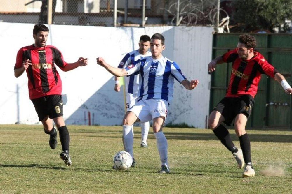 Οδυσσέας Κορδελιού – ΠΑΟΚ Γιαννιτσών 2-1