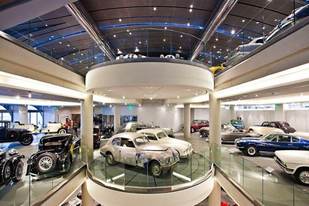 Δωρεάν είσοδος στο Ελληνικό Μουσείο Αυτοκινήτου