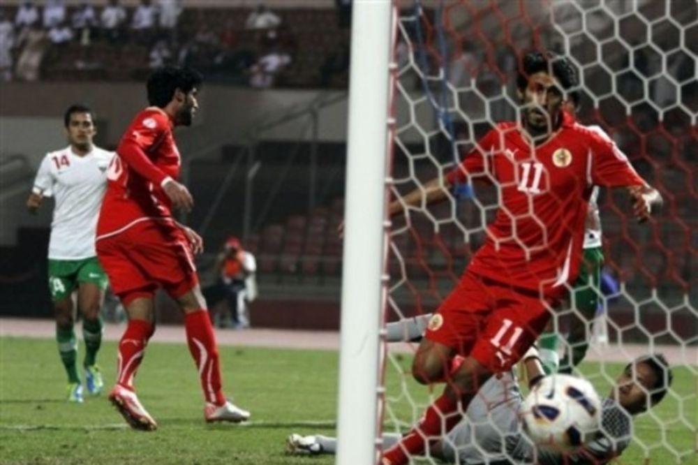 Δέκα γκολ δεν ήταν... αρκετά για το Μπαχρέιν