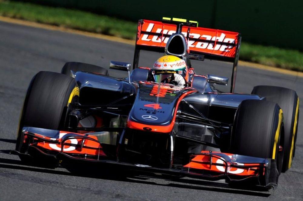 Στον Χάμιλτον η πρώτη pole position της σεζόν