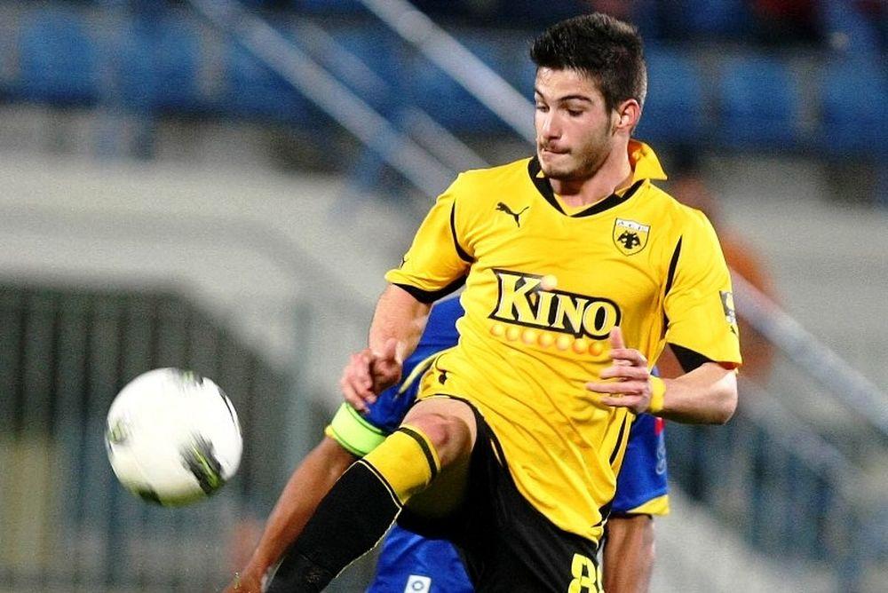 Φούντας, ο νεότερος ποδοσφαιριστής στην ιστορία της ΑΕΚ