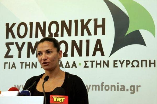 Αντωνάκου: «Δεν θα χρησιμοποιούσα τον Ολυμπιακό για ψήφους»