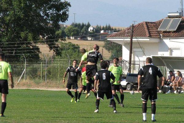Περδίκκας-Γρεβενά Αεράτα 2-1