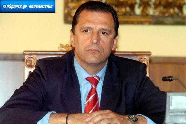 Εκλογές 2012: Ο Τάσος Μητρόπουλος στο Onsports