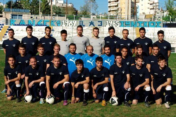 Ιωνικός-Ολυμπιάδα Κερατσινίου 1-0