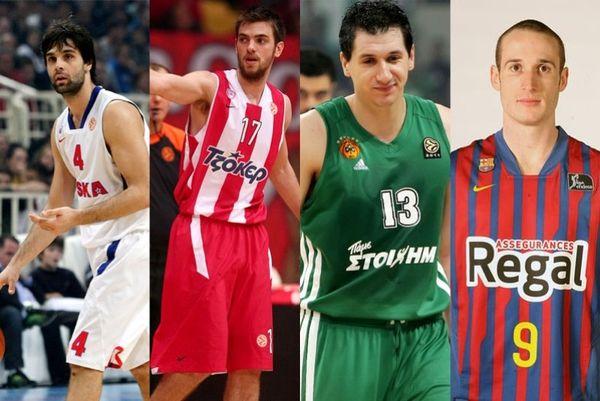 Διαμαντίδης, Τεόντοσιτς και τα υπόλοιπα «μυαλά»! (photos+videos)
