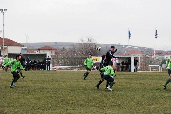 Περδίκκας-Καστοριά 1-0