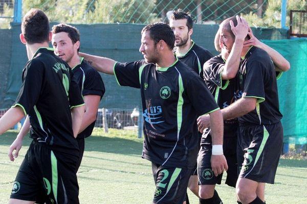 Ολυμπιάδα-Αχαρναϊκός 2-4