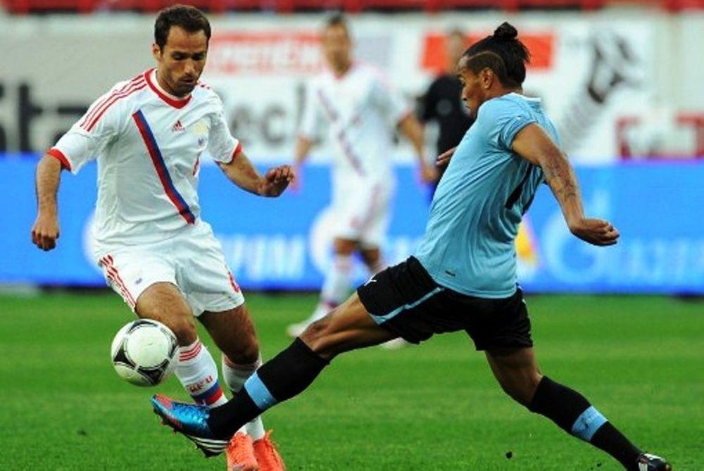 Euro 2012: Δείγμα… θετικό για Ρωσία (photos+videos)