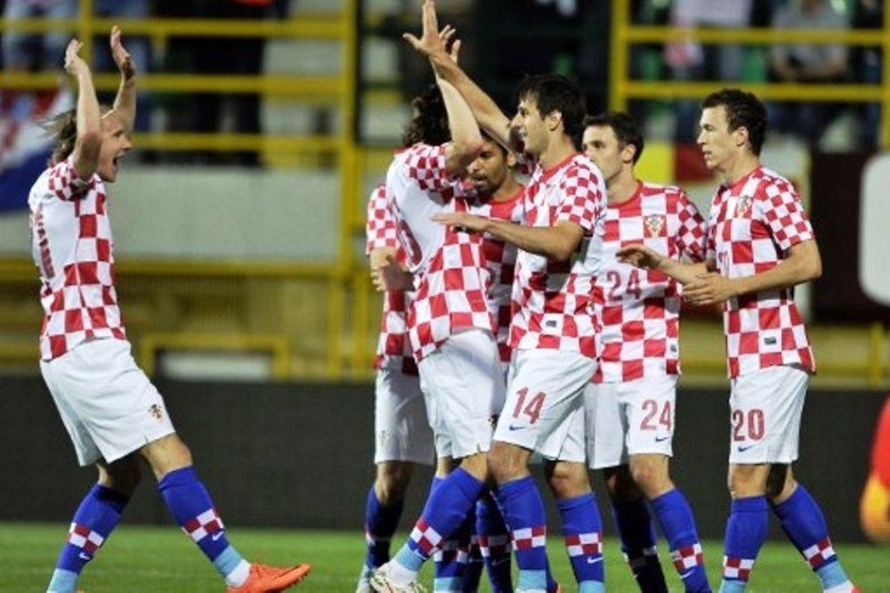 Euro 2012: Εύκολη νίκη για Κροατία