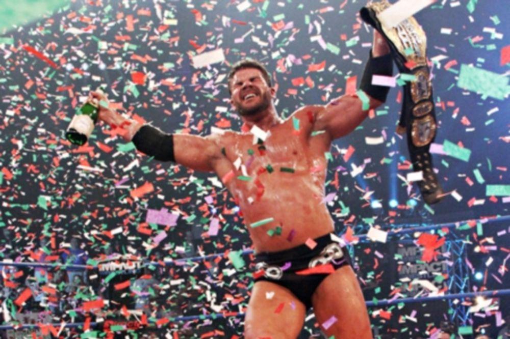 Αιώνιος πρωταθλητής ο Bobby Roode στο Impact Wrestling