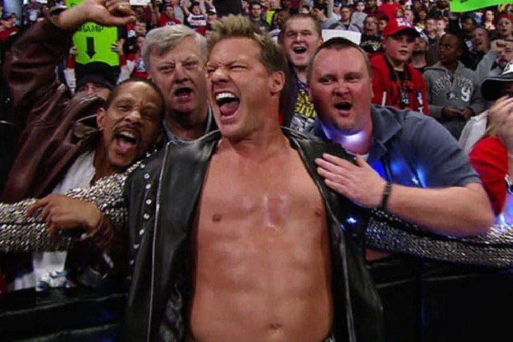 Σε διαθεσιμότητα ο Chris Jericho