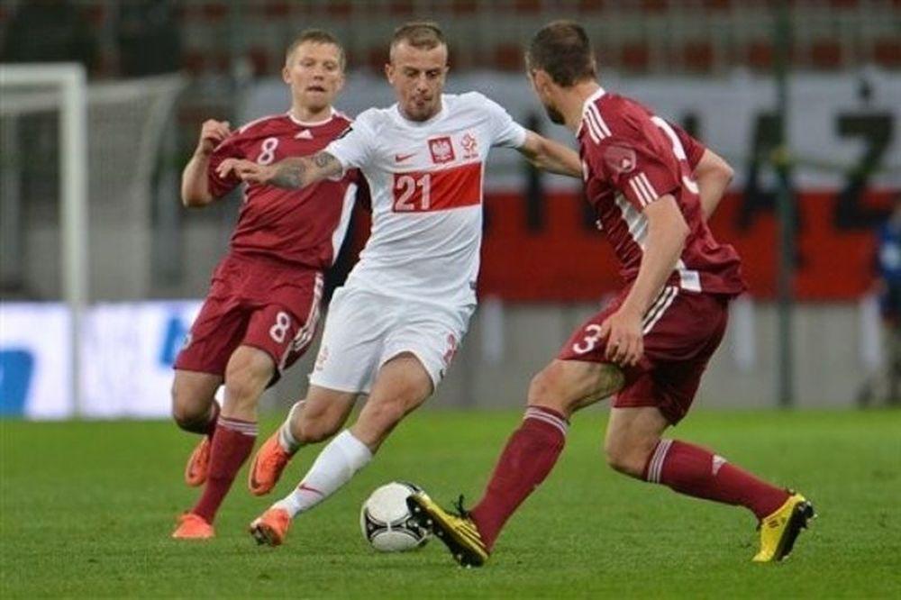 Εuro 2012: «Μετράει» δυνάμεις η Πολωνία!