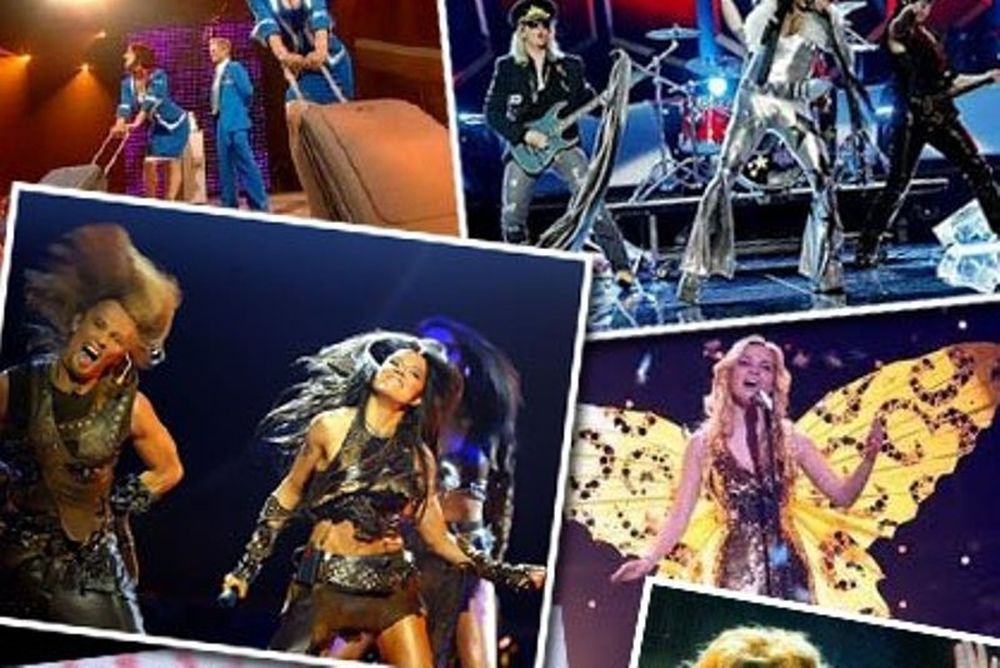 2002-Σήμερα: Οι 10 πιο kitsch εμφανίσεις του θεσμού της Eurovision