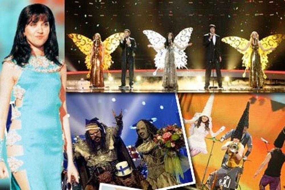 Τα παρατράγουδα της Eurovision που προσέφεραν γέλιο