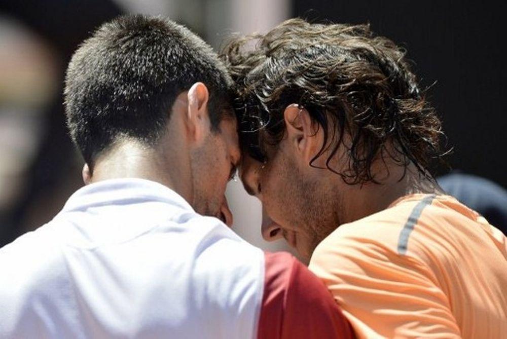Η προπόνηση των κορυφαίων ενόψει Roland Garros