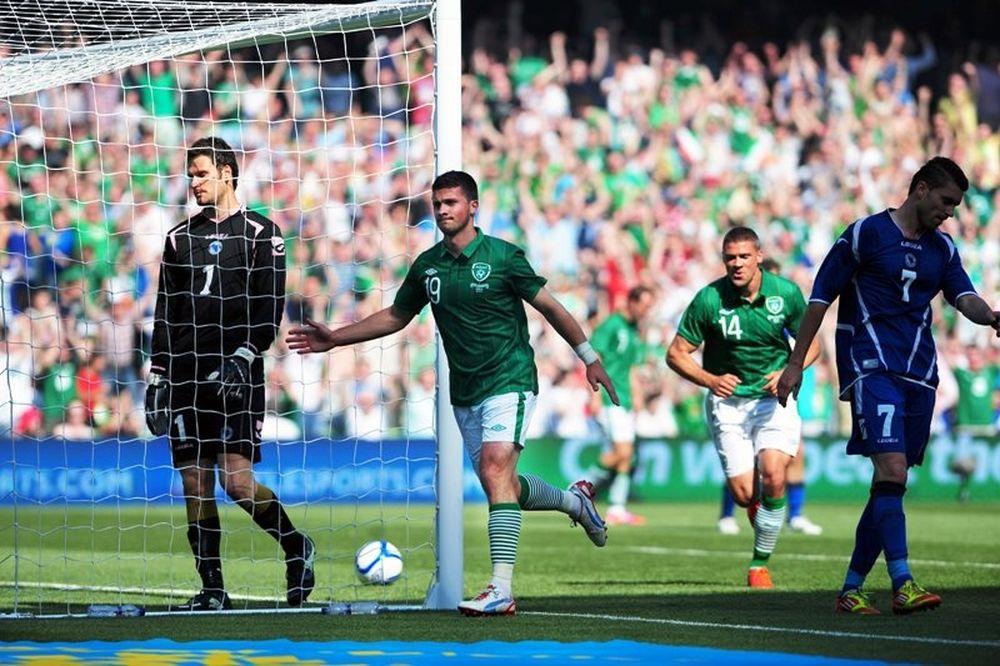 Euro 2012: Χαμογέλασε στο τέλος η Ιρλανδία (photos+video)