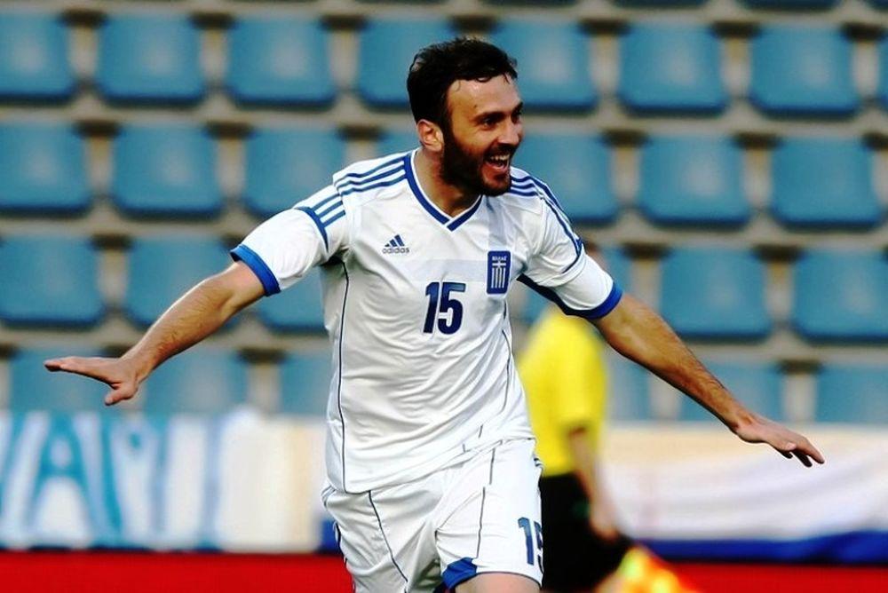 Euro 2012: Πρώτο τεστ θετικό για Εθνική κόντρα σε Σλοβενία (photos+video)