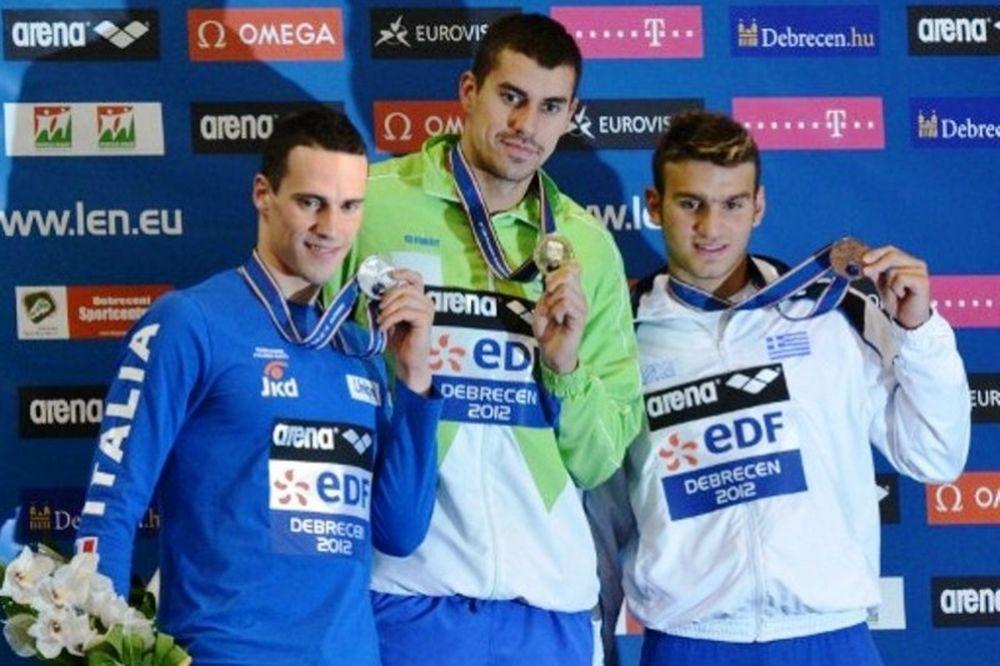 Ένατη στα μετάλλια η Ελλάδα