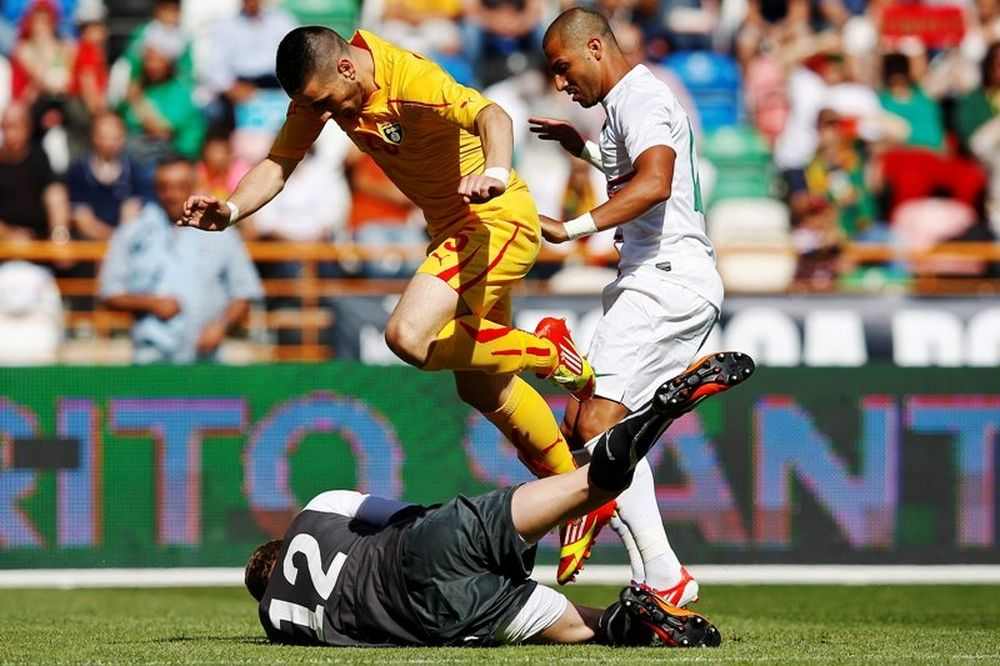 Euro 2012: Κουαρέσμα: «Συνήθισα να με κράζουν»