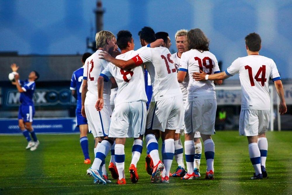 Euro 2012: Νίκησε στο τέλος η Τσεχία (photos)